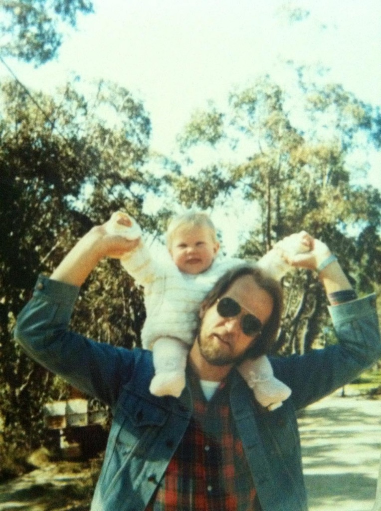 Guest Post: My Dad & I, by Joni Leimgruber